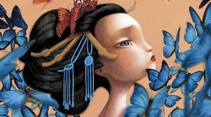 «Butterfly, qué bello es llorar, Puccini»