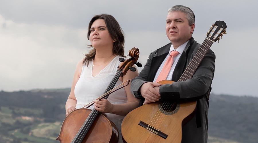 Dúo Villa-Lobos: la unión de una guitarra y un violonchelo
