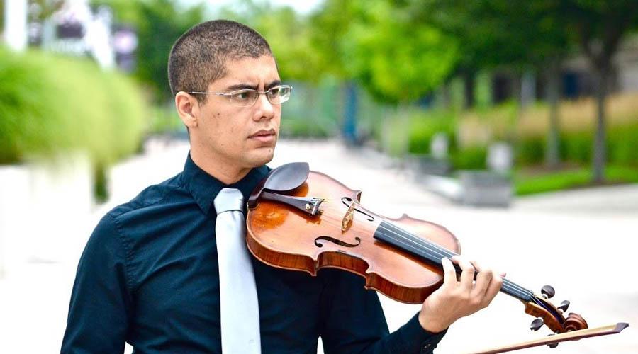 El violinista Gustavo Briceño se presentará con la pianista Hui-Mei Lin en Nueva York