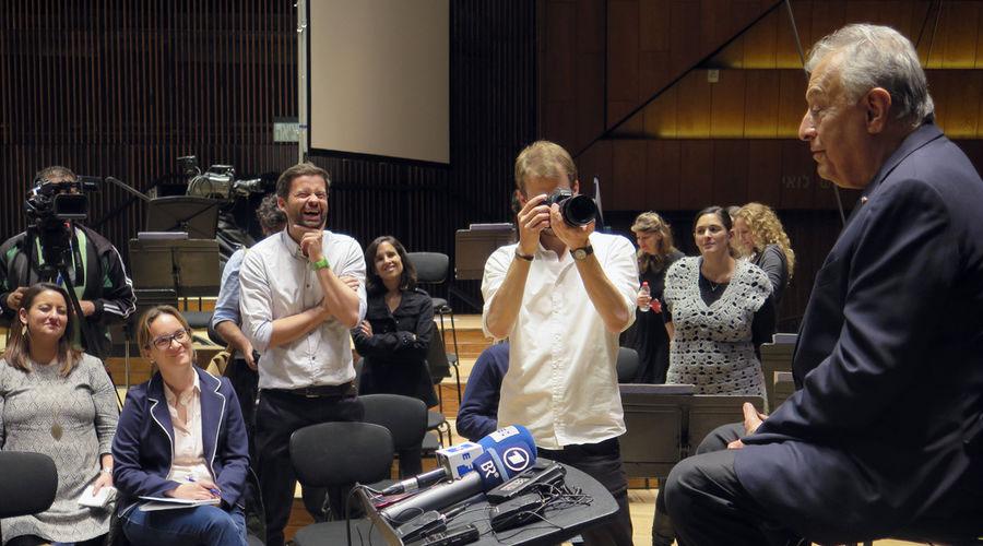 Mehta abre 66 Festival de Granada con un pilar básico del sinfonismo europeo