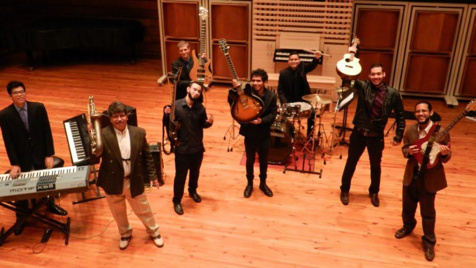 Tarde de jazz con la Simón Bolívar Big Band Jazz y los ensambles Nova y Mestizo