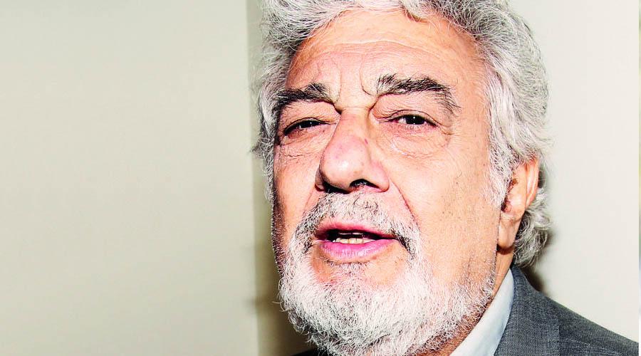 """Plácido Domingo: """"El trabajo es mi gran amor"""""""