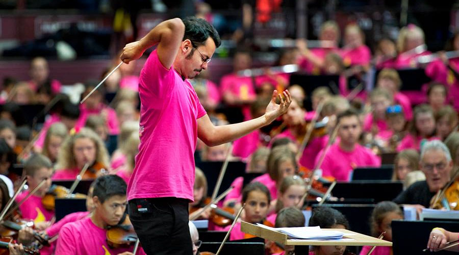 "Ron Davis Álvarez: Mi mensaje para ""El llamado violinista de la libertad"""