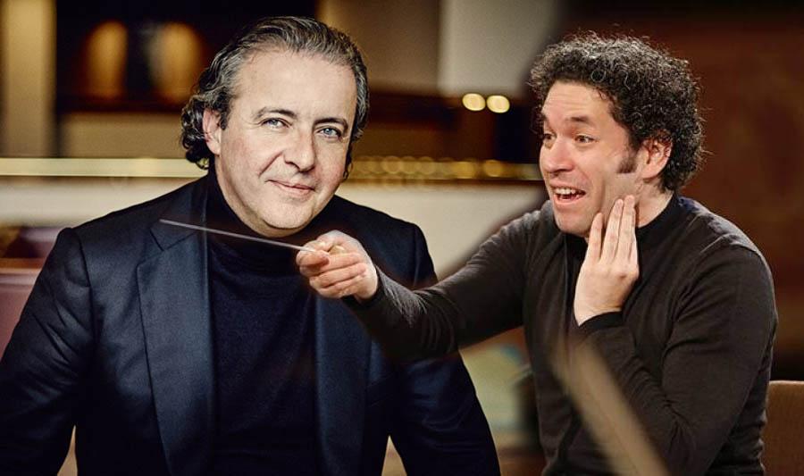 Una cancelación de Dudamel propicia el debut de Juanjo Mena