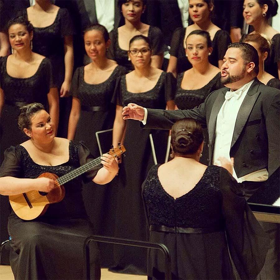 Coro Nacional Simón Bolívar