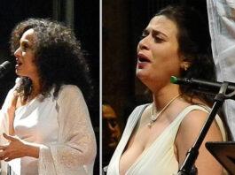 Samia Ibrahim y Biella Da Costa