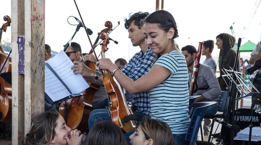 Delegación de músicos venezolanos del Peace Boat regresa a Venezuela