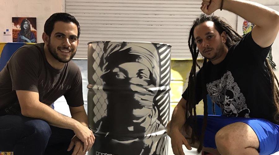 """Alex Siniscalchi: """"El arte funciona como fuerza movilizadora y sensibilizadora"""""""