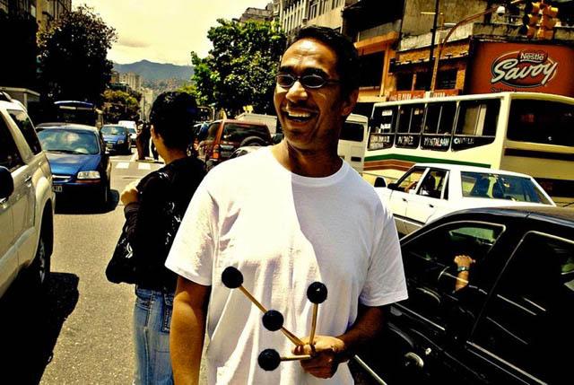 Alfredo Naranjo hace vibrara Caracas en su aniversario