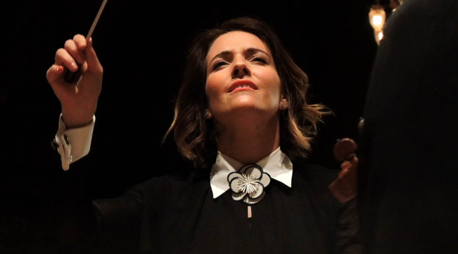 "Alondra de la Parra: ""La música clásica no es para una elite"""