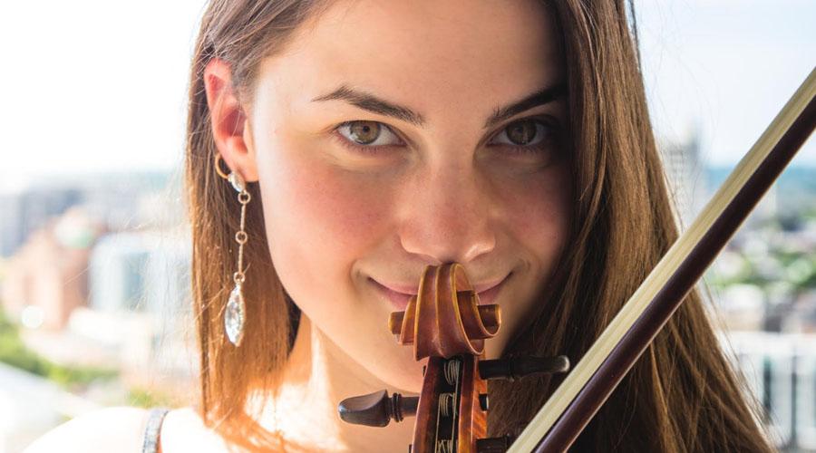 """Anastasia Mazurock: """"me encantaría tocar en Venezuela"""""""