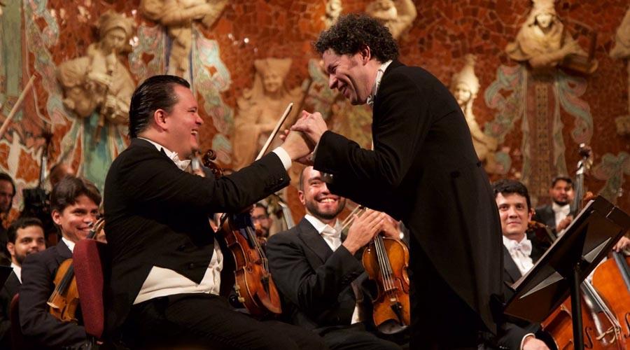 La Orquesta Sinfónica Simón Bolívar de Venezuela interpretará a Tchaikovsky en Bogotá