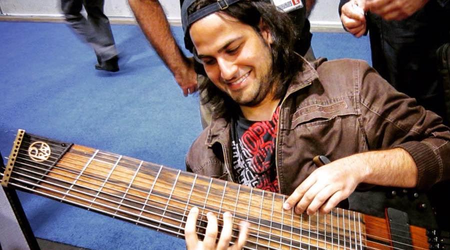 Félix Martin estará de gira con el ídolo de la guitarra Tony McAlpine
