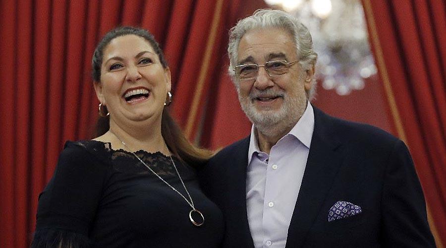 Plácido Domingo: «Disfruto todos los días de la música»