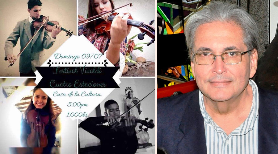 Carora tendrá su Festival Vivaldi
