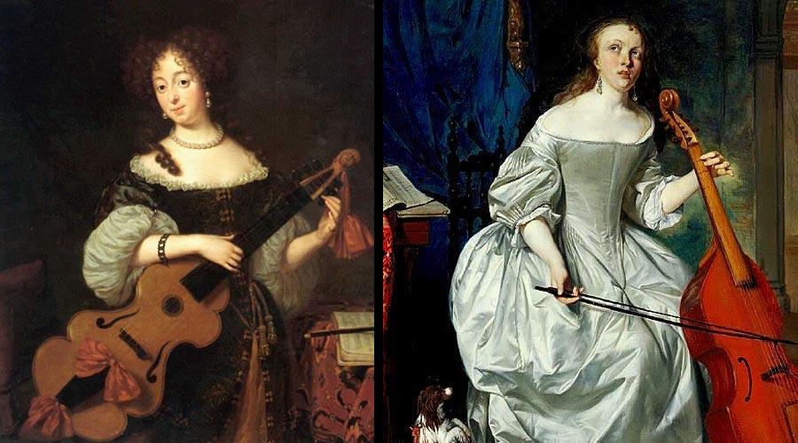 """Cuando las mujeres no podían tocar el violonchelo para evitar el """"impúdico"""" despatarre"""