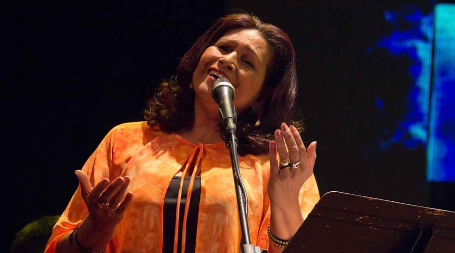 Daisy Gutiérrez ofrecerá amor enCanto Latinoamericanocon la Banda Marcial Caracas