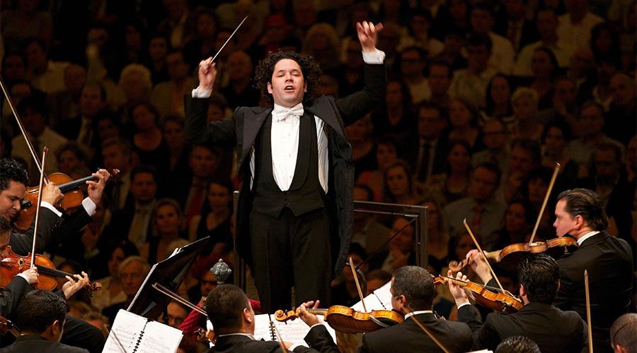Se posponen conciertos de Gustavo Dudamel en Bogotá