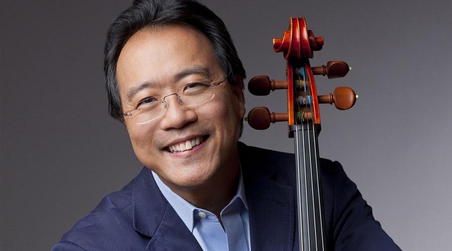 Yo-Yo Ma interpreta a Bach
