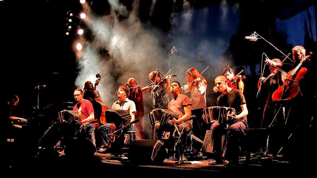 Orquesta Típica Fernandez Fierro: Tango del siglo XXI