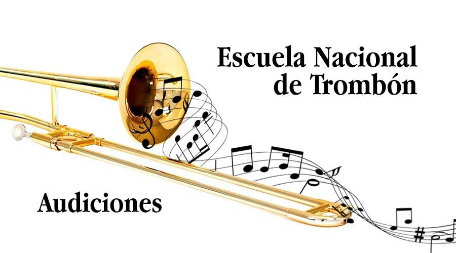 La Escuela Nacional de Trombón del Sistema Nacional de Orquestas convoca Audiciones