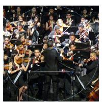 El matrimonio feliz entre banda de rock y orquesta sinfónica
