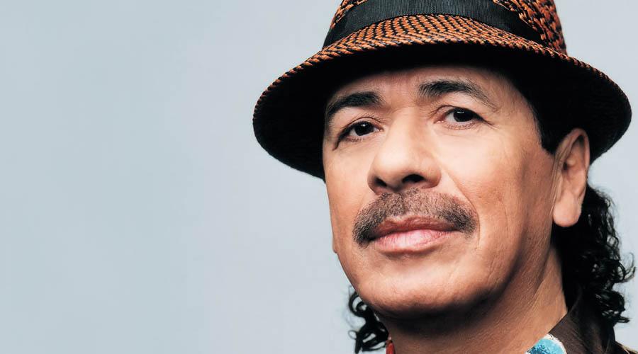 Carlos Santana, oye cómo suena
