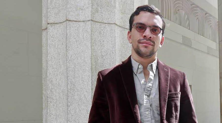 José Agustín Sánchez se alista para buscar los sonidos del Sur