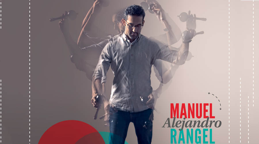 Manuel Rangel presenta en Francia  método de maracas venezolanas