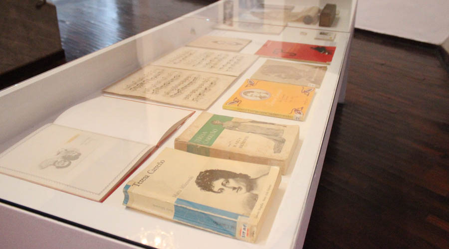 Se inaugura la exposición permanente de Teresa Carreño