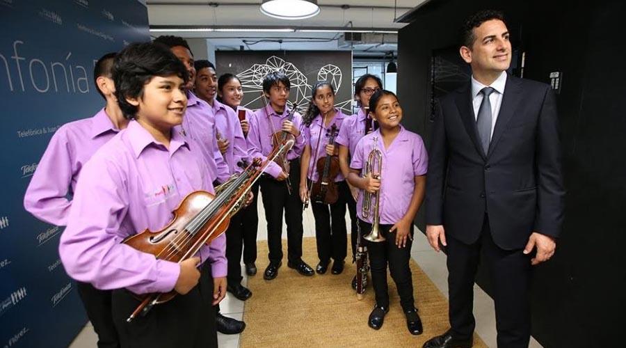 Sinfonía por el Perú en Trujillo será financiado por la Universidad Privada Antenor Orrego