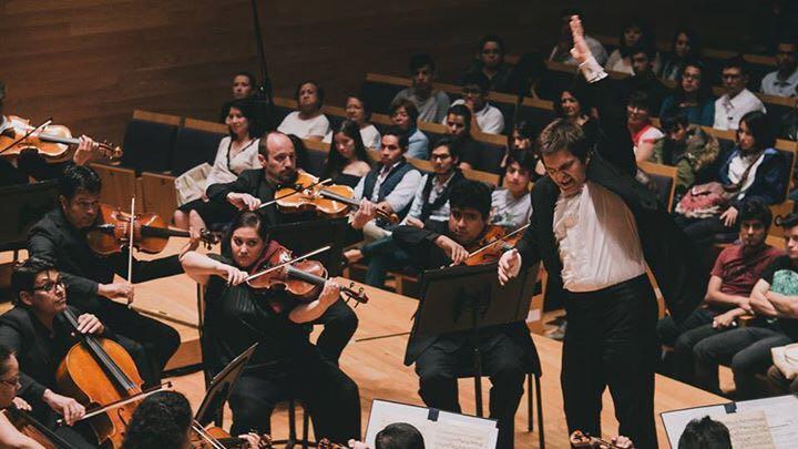 """Diego Naser presenta el """"Ensemble Latinoamericano"""" en el Auditorio Nelly Goitiño"""