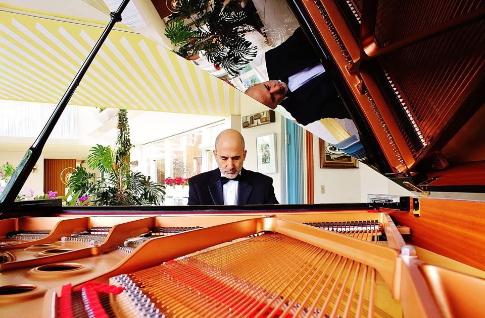 El pianista Carlos Urbaneja ofrece recital Schubert-Chopin
