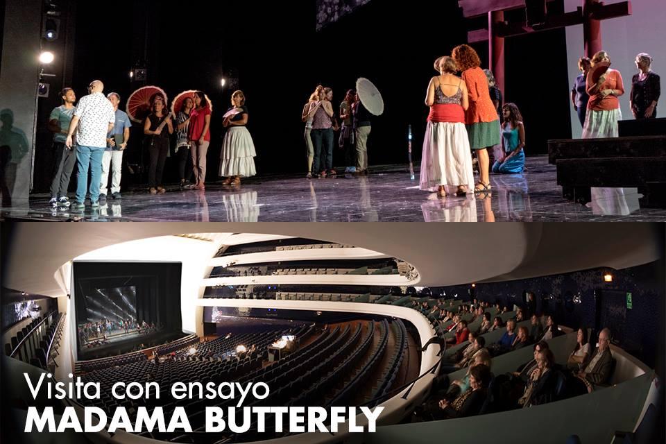 'Madama Butterfly' abre pretemporada en el Palau de les Arts de València con entradas agotadas