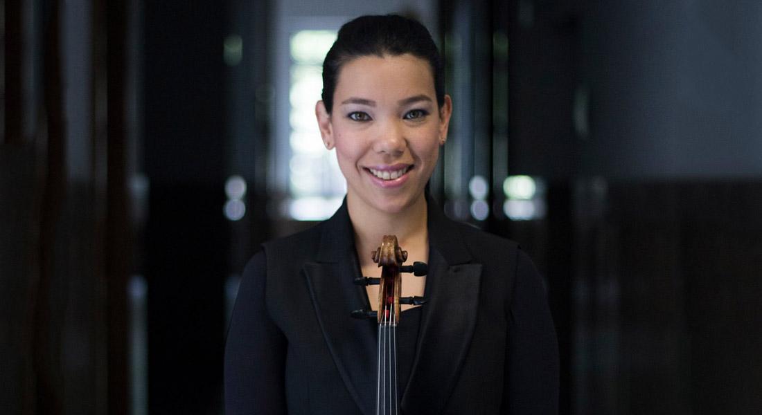 La violista venezolana Jhoanna Sierralta participará como jurado en las audiciones de la Fundación Música Maestro en Madrid