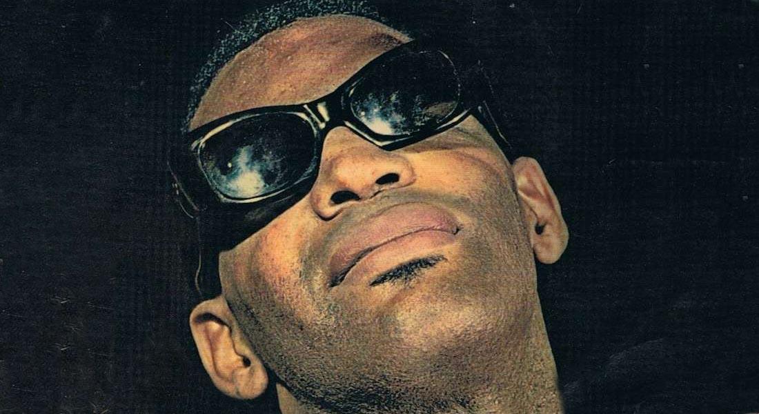 La ceguera de Ray fue un mundo dominado por el sonido