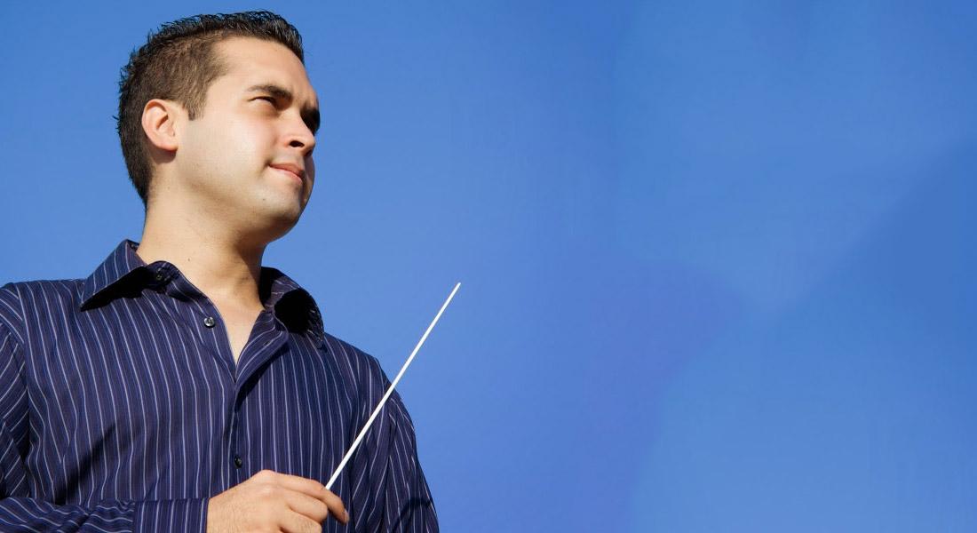 Ricardo Escorcio es el ganador del Concurso de Composición Antonio Lauro