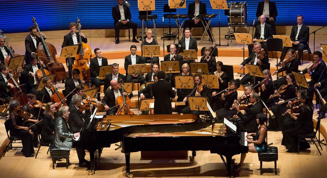La Filarmónica de Los Ángeles triunfa al iniciar su temporada de conciertos