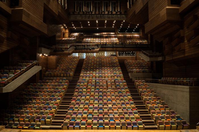 A partir del 3 de octubre, podrás reservar tu butaca Cruz-Diez para disfrutar de los conciertos en La Sede