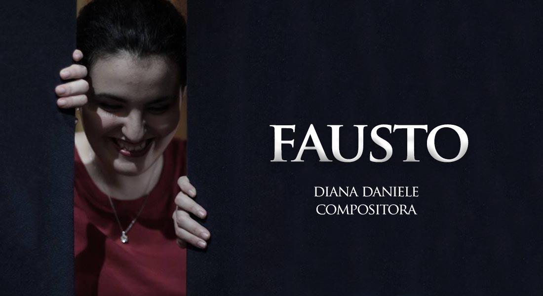 Estreno orquestal de la ópera Fausto de Diana Daniele