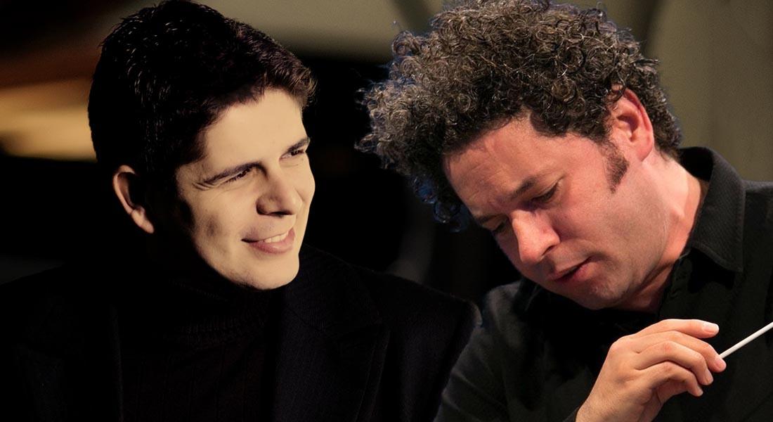 La generación de Dudamel y Perianes conquista Mozart
