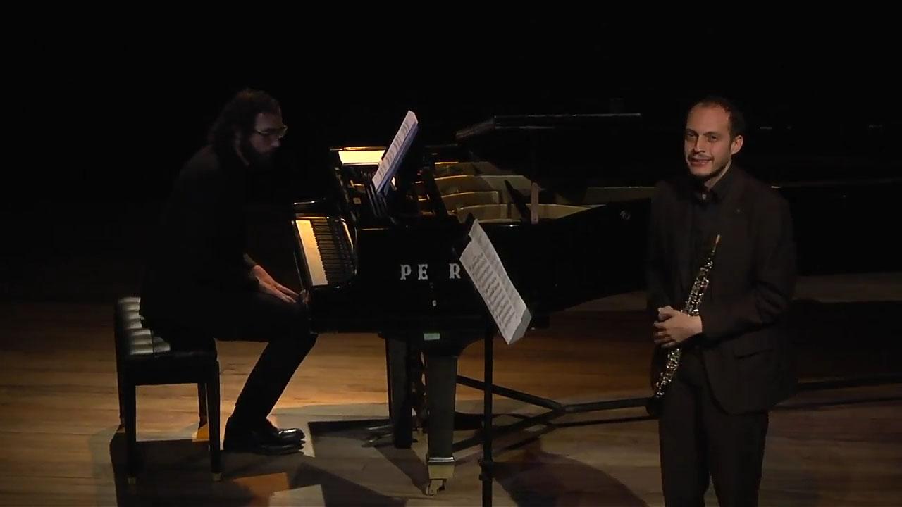 El oboe del venezolano Nuery Vivas ofreció recital en Ecuador