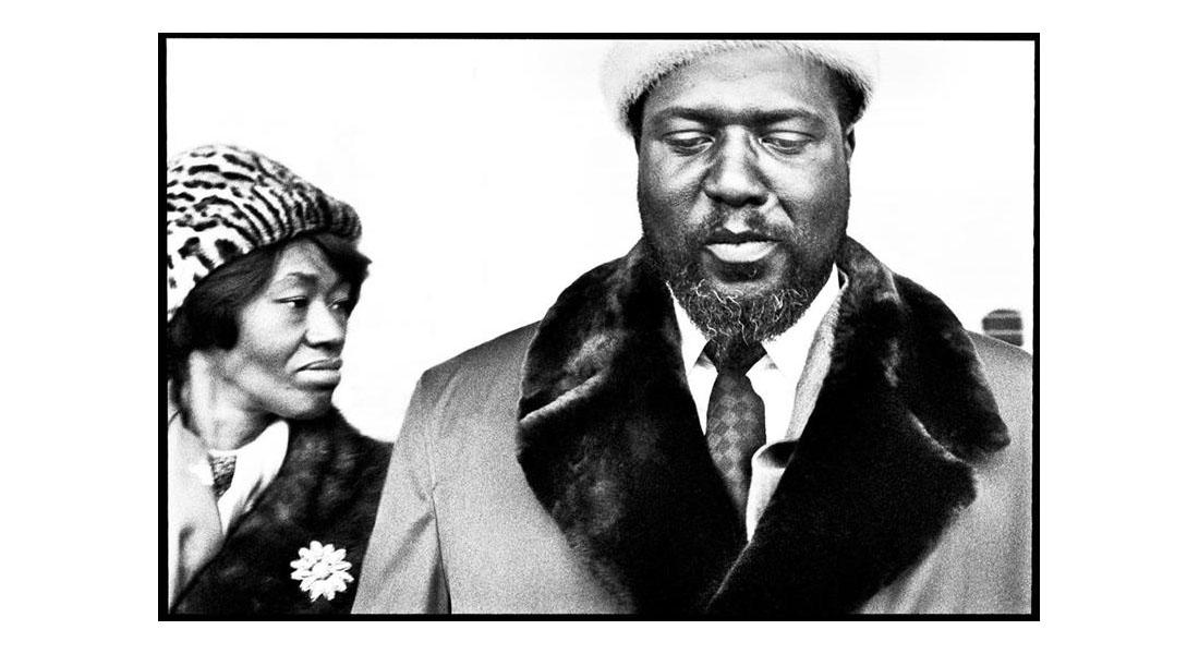 Las tres musas de Thelonious Monk