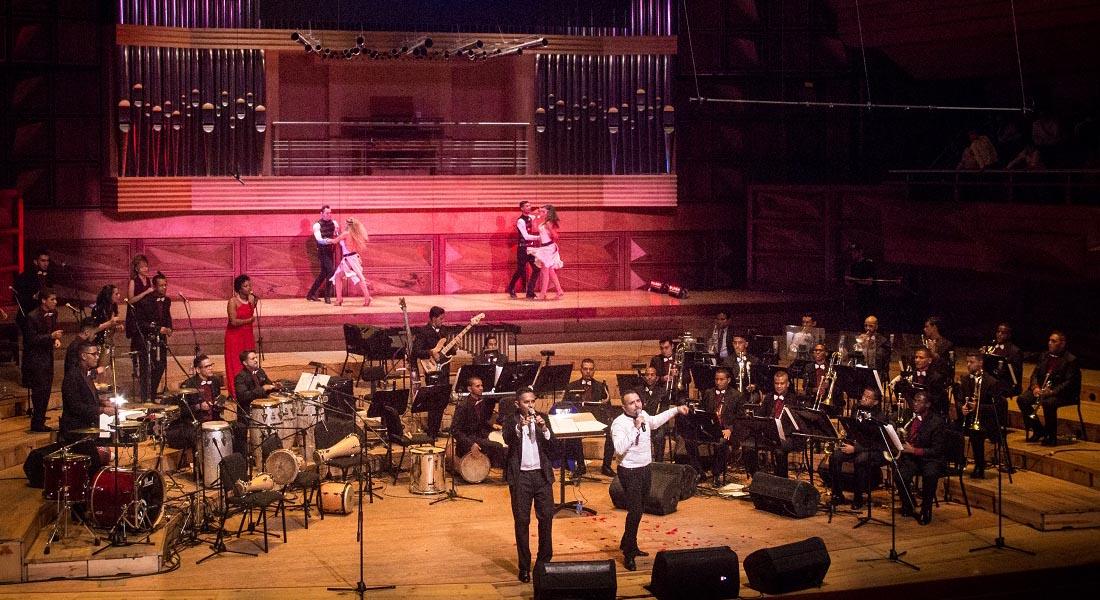 La Orquesta Latinocaribeña Simón Bolívar pondrá a bailar en la sala José Félix Ribas