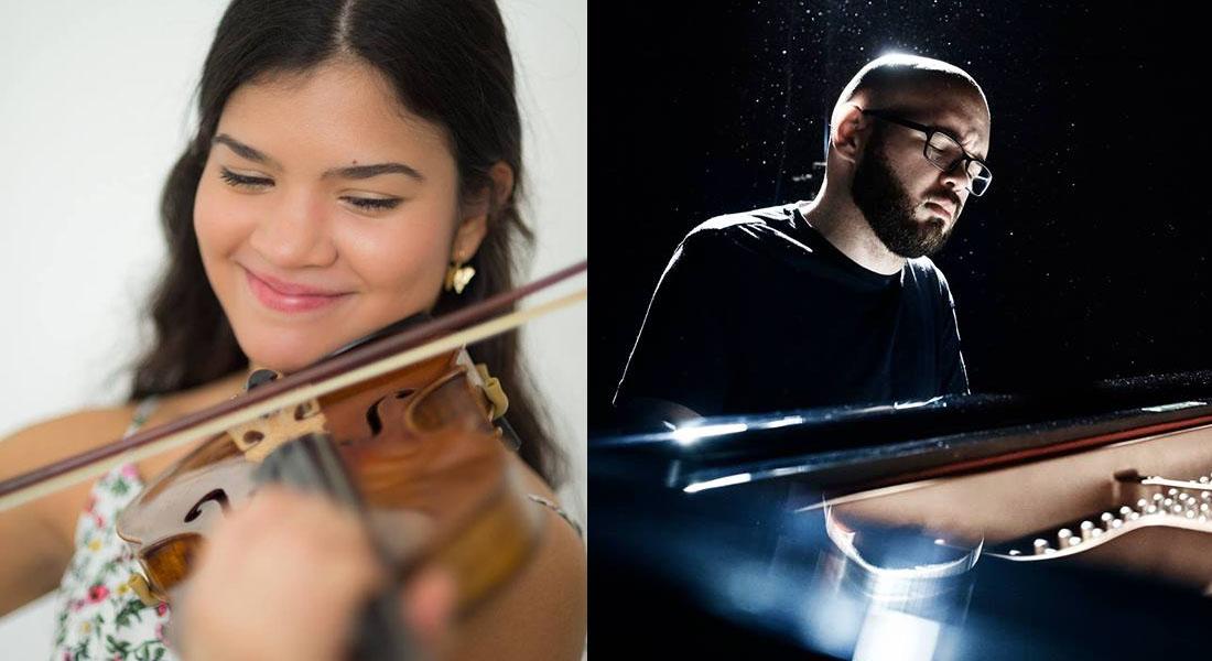 Los venezolanos Alfredo Ovalles y Dalina Ugarte participarán en el Festival Internacional de Piano