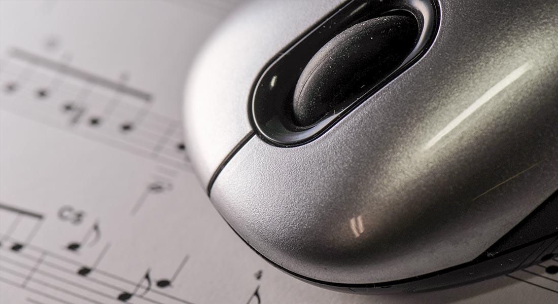 La computadora nunca podrá darle a la música sentimiento