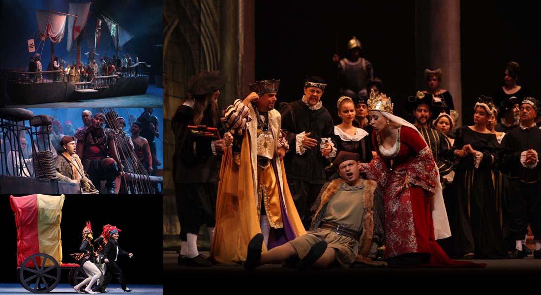 Colón seguirá anclado en la sala Ríos Reyna del Teatro Teresa Carreño