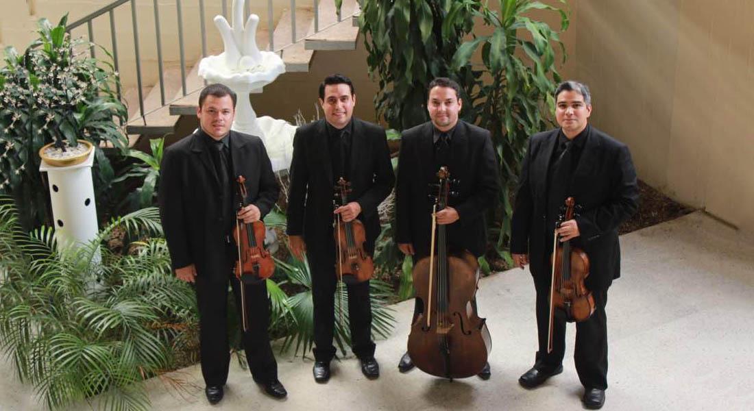 Cuarteto de Cuerdas de la Sinfónica del Táchira en Concierto