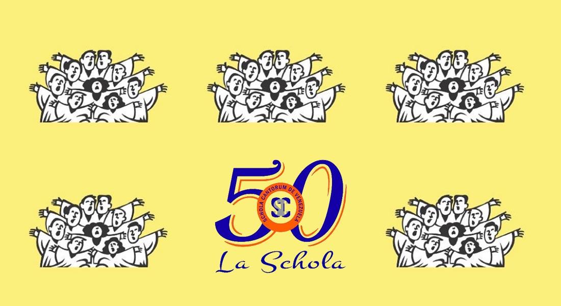 La Schola presenta a «Las voces jóvenes»