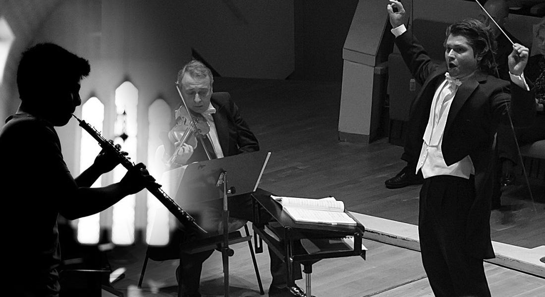 Néstor Solórzano y Rubén Capriles se presentan con la Sinfónica de Falcón